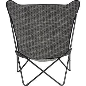 Lafuma Mobilier Pop Up XL Silla plegable Airlon + Uni, gris/negro